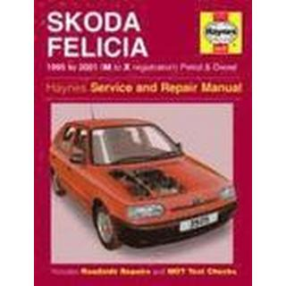 Skoda Felicia Owner's Workshop Manual (Häftad, 2014), Häftad