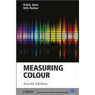 Measuring Colour (Inbunden, 2011), Inbunden