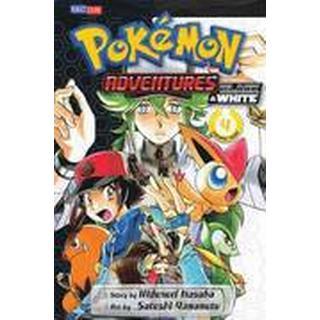 pokemon adventures black and white vol 4