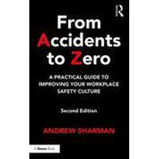 From Accidents to Zero (Inbunden, 2016), Inbunden