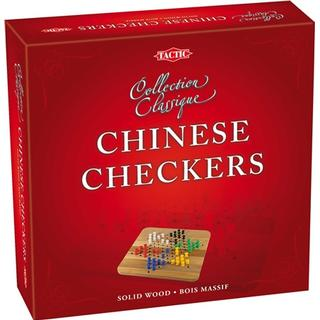 Tactic Chinese Checkers