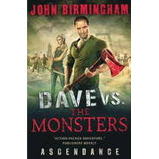 Dave vs. the Monsters: Ascendance (David Hooper): 3 (Häftad, 2015), Häftad