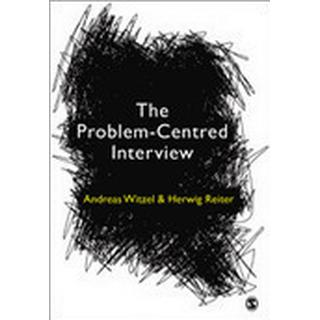 The Problem-Centred Interview (Häftad, 2012), Häftad