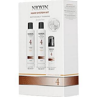 Nioxin Hair System 4 Set