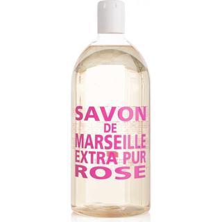 Compagnie de Provence Marseille Liquid Soap Wild Rose 1000ml