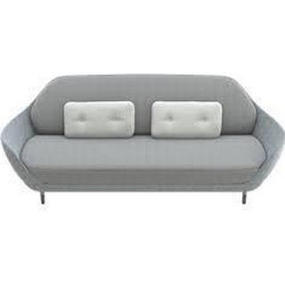 Fritz Hansen Favn JH3 Sofa 3 Seater