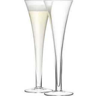 LSA International Bar Hollow Stem Champagne Glass 20 cl 2 pcs