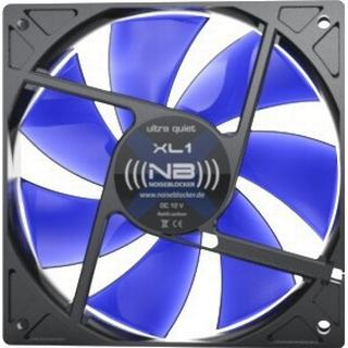 NoiseBlocker BlackSilentFan XL-2 120mm