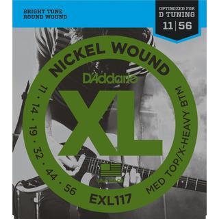 D'Addario EXL117