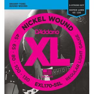 D'Addario EXL170-5SL