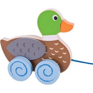 Bigjigs Duck Pull Along