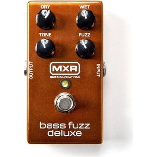 Jim Dunlop M84 MXR Bass Fuzz Deluxe