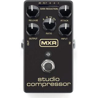 Jim Dunlop M76 MXR Studio Compressor