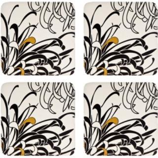 Denby Chrysanthemum Coaster 4 pcs