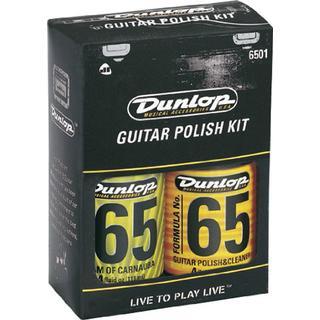 Dunlop Formula 65 Polish Kit 6501