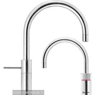 Quooker Nordic Round Twintaps Inkl Provaq3 Stainless Steel