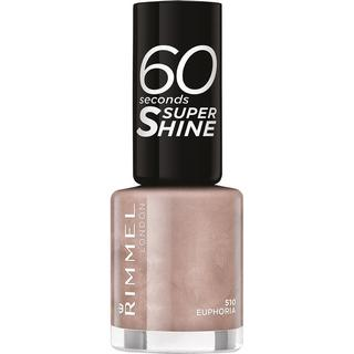Rimmel 60 Seconds Super Shine Nail Polish Euphoria 8ml