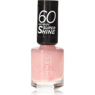 Rimmel 60 Seconds Super Shine Nail Polish Ring A Ring O' Roses 8ml