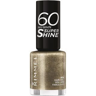 Rimmel 60 Seconds Super Shine Nail Polish Darling 8ml