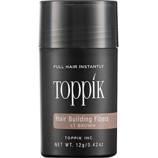 Toppik Hair Building Fibers Light Brown 12g