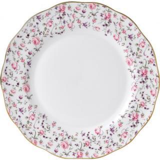 Royal Albert Rose Confetti Dinner Plate 27 cm