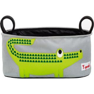3 Sprouts Crocodile Stroller Organizer