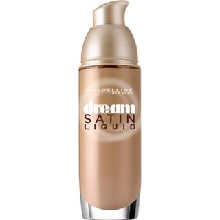 Maybelline Dream Satin Liquid Foundation #48 Sun Beige