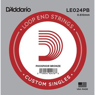 D'Addario LE024PB