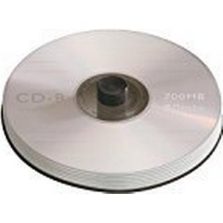 Q-CONNECT CD-R 700MB 52x Spindle 50-Pack