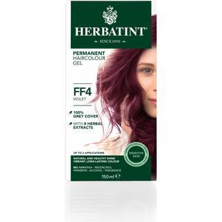 Herbatint Permanent Herbal Hair Colour FF4 Violet