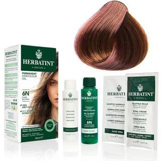Herbatint Permanent Herbal Hair Colour 7M Mahogany Blonde