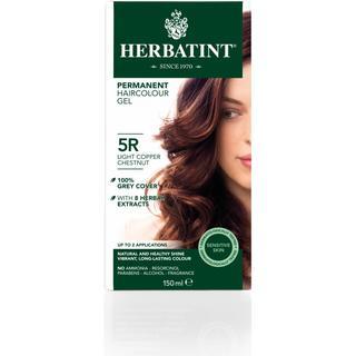 Herbatint Permanent Herbal Hair Colour 5R Light Copper Chestnut