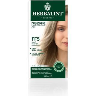 Herbatint Permanent Herbal Hair Colour FF5 Sand Blonde