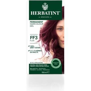 Herbatint Permanent Herbal Hair Colour FF3 Plum
