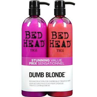 Tigi Bead Head Dumb Blonde Duo 2x750ml Pump