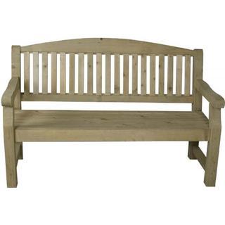Forest Garden Harvington 5ft 2-seat Garden Bench