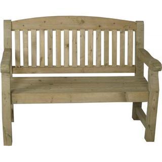 Forest Garden Harvington 4ft 2-seat Garden Bench