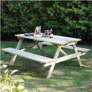 Rowlinson 4ft Picnic Bench Table