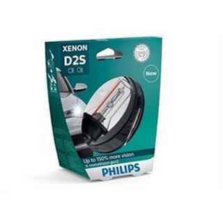 Philips X-tremeVision Xenon Lamps 35W P32d-2