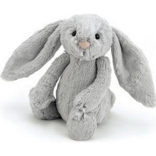 Jellycat Bashful Silver Bunny 18cm