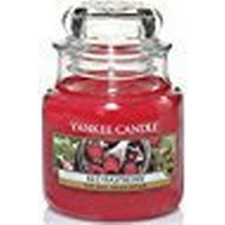 Yankee Candle Raspberry Small Scented Candles