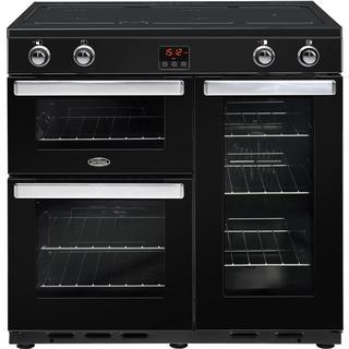 Belling Cookcentre 90Ei Black
