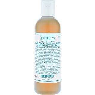 Kiehl's Bath & Shower Liquid Body Cleanser Coriander 250ml