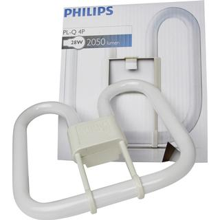 Philips PL-Q Fluorescent Lamp 28W GR8 840