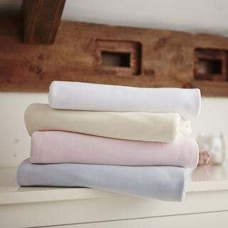 Clair De Lune 2 Fitted Cotton Interlock Cot Bed Sheets