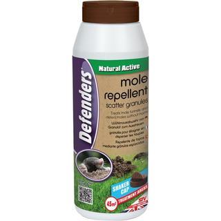 Defender Mole Repellent Scatter Granules 450g