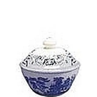 Churchill Blue Willow Sugar bowl 0.16 L