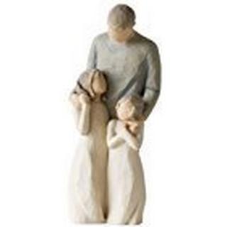 Willow Tree My Girls 20.3cm Figurine