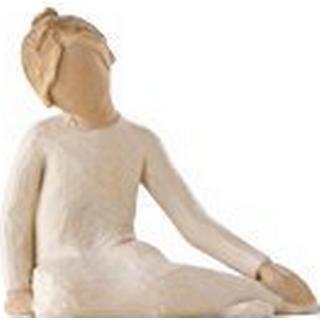 Willow Tree Thoughtful Child 7.6cm Figurine