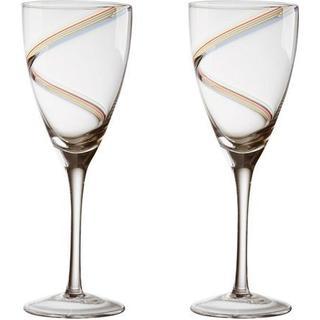 Anton Studio Arc White Wine Glass 40 cl 2 pcs